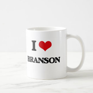 I Love Branson Coffee Mug