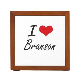 I Love Branson Desk Organisers