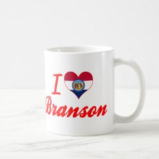 I Love Branson, Missouri Mugs