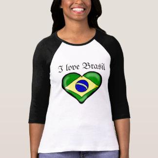 I love Brasil T-Shirt