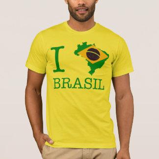 I Love Brazil, I Love Brasil T-Shirt