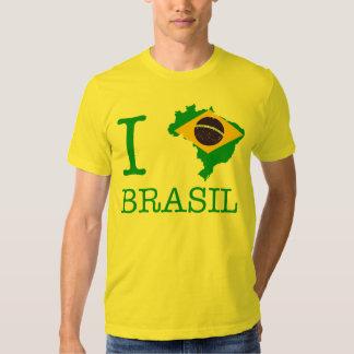 I Love Brazil, I Love Brasil Tee Shirt