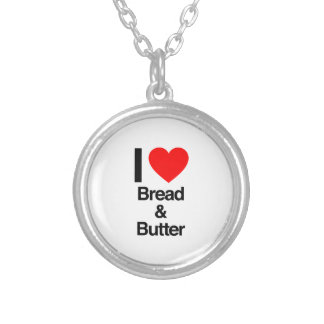 i love bread and butter custom jewelry