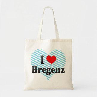 I Love Bregenz, Austria Tote Bag