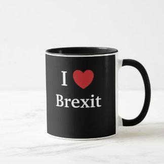 I Love Brexit I Heart Brexit Mug