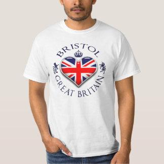 I Love Bristol Shirt