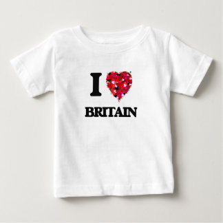 I Love Britain Tee Shirt