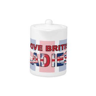 I love British ladies