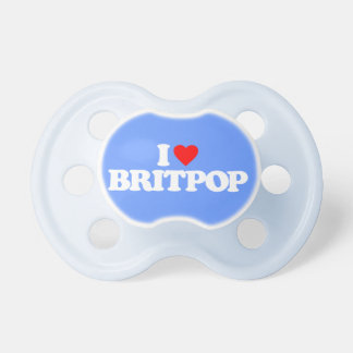 I LOVE BRITPOP DUMMY