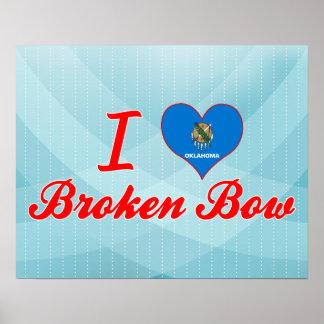 I Love Broken Bow, Oklahoma Poster