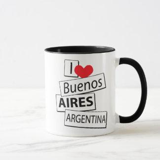 I Love Buenos Aires Mug