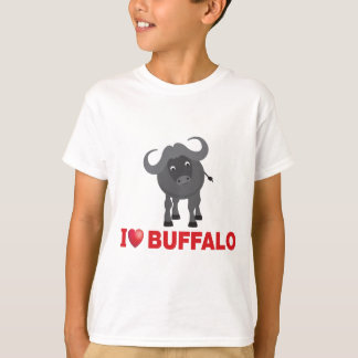 i love buffalo T-Shirt