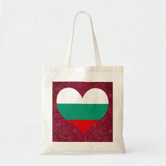 I Love Bulgaria Budget Tote Bag
