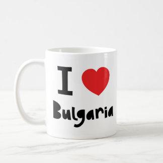 I love Bulgaria Coffee Mug
