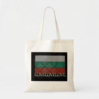 I love Bulgaria Cool Budget Tote Bag