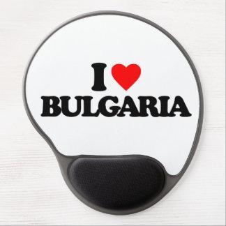 I LOVE BULGARIA GEL MOUSEPAD