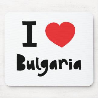 I love Bulgaria Mouse Mat