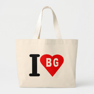 i_love_Bulgaria.png Large Tote Bag
