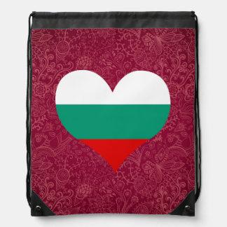 I Love Bulgaria Rucksacks