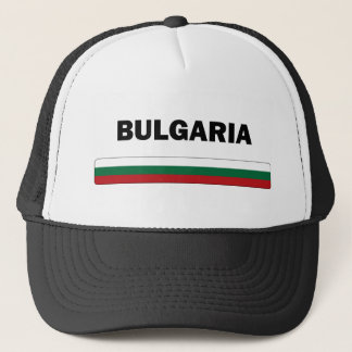 I Love Bulgaria Trucker Hat