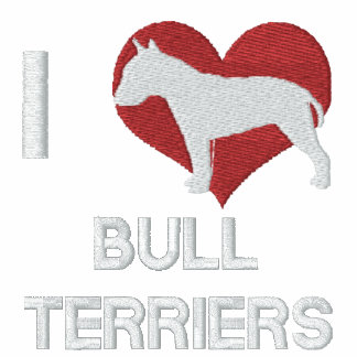 I Love Bull Terriers
