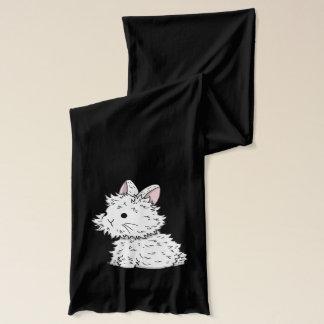 I love bunnies - Winter scarf