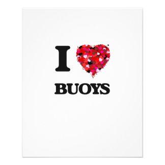 I Love Buoys 11.5 Cm X 14 Cm Flyer