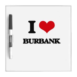 I love Burbank Dry-Erase Whiteboard