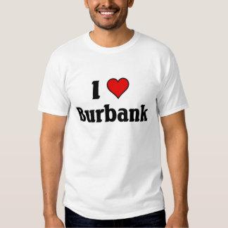 I love Burbank Shirts