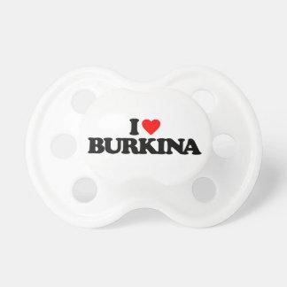 I LOVE BURKINA DUMMY