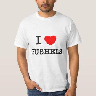 I Love Bushels Tee Shirt