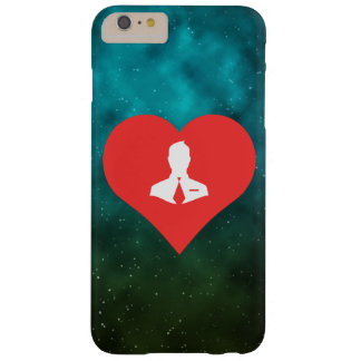 I Love Businessman Barely There iPhone 6 Plus Case