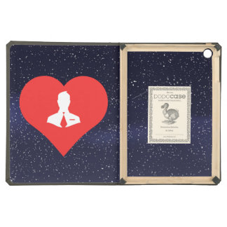 I Love Businessman iPad Air Case