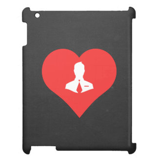 I Love Businessman Cover For The iPad