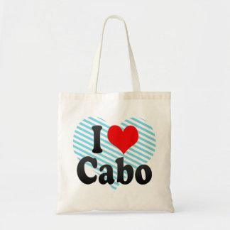I Love Cabo, Brazil. Eu Amo O Cabo, Brazil Tote Bag