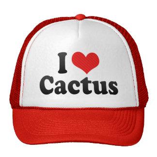 I Love Cactus Cap
