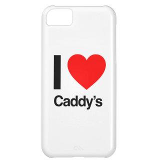 i love caddy's iPhone 5C case