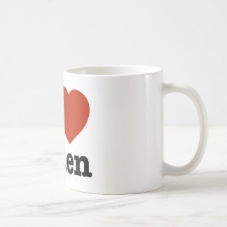 I love Caden Coffee Mug