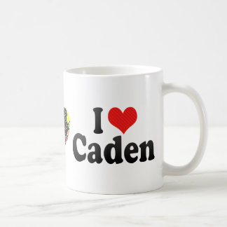 I Love Caden Mug