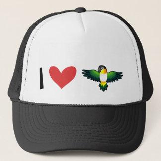 I Love Caiques / Lovebird / Pionus / Parrots Trucker Hat