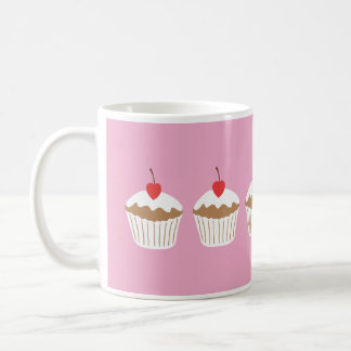 I love cake basic white mug