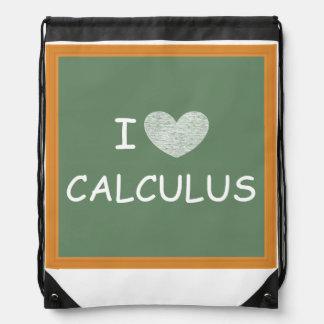 I Love Calculus Backpacks