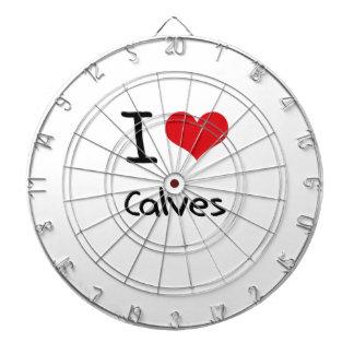 I love Calves Dart Board