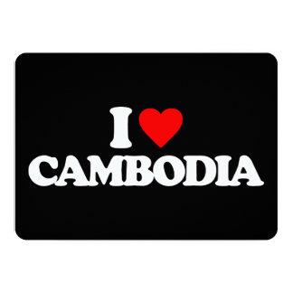 I LOVE CAMBODIA CARDS