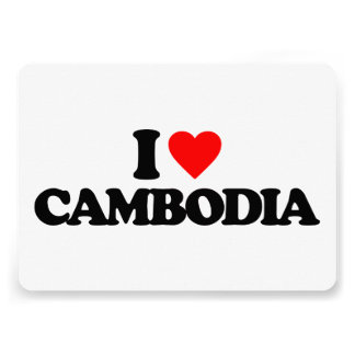 I LOVE CAMBODIA ANNOUNCEMENTS