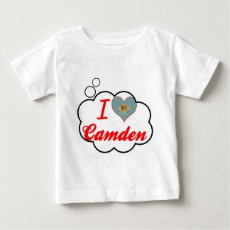 I Love Camden, Delaware T Shirt