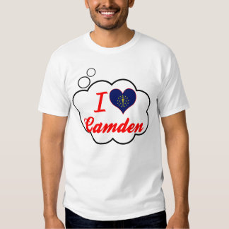 I Love Camden, Indiana Shirt