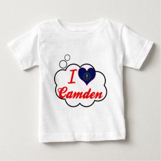 I Love Camden, Indiana Tshirts