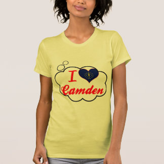 I Love Camden, Indiana T Shirt