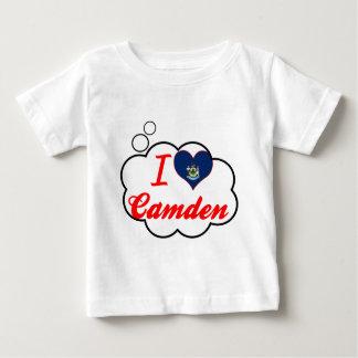 I Love Camden, Maine Infant T-Shirt